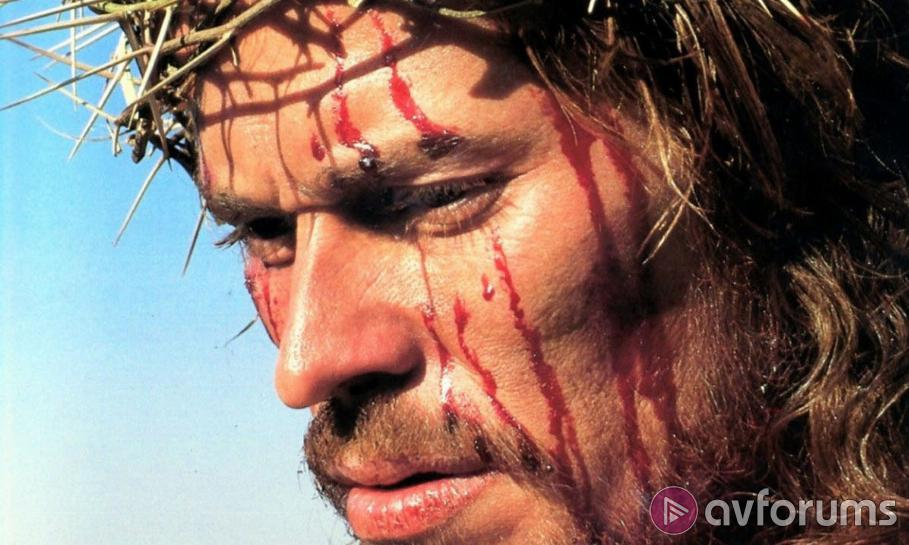 The Last Temptation of Christ Blu-ray Review