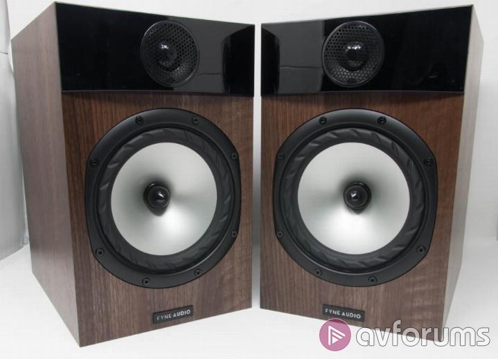 Fyne Audio F301 Standmount Speaker Review | AVForums