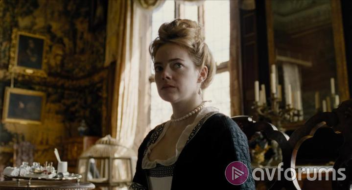 The Favourite (2018) The Favourite Blu-ray Sound