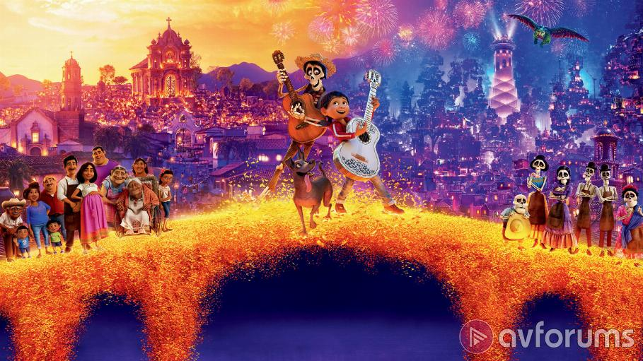 Coco Ultra HD Blu-ray Review