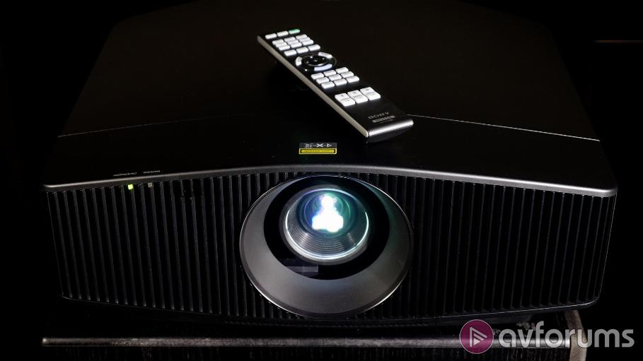 Sony VPL-VW760ES 4K Laser Projector Review