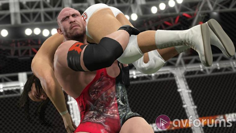 WWE 2K15 How does WWE 2K15 play?