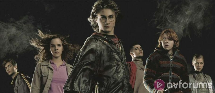 Harry Potter and the Goblet of Fire Ultra HD Blu-ray Review