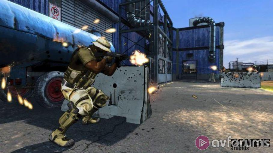Special Forces Team X Xbox 360 Review