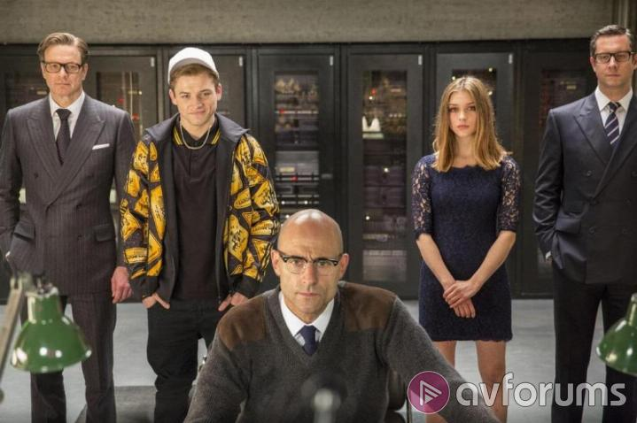 Kingsman: The Secret Service Picture Quality