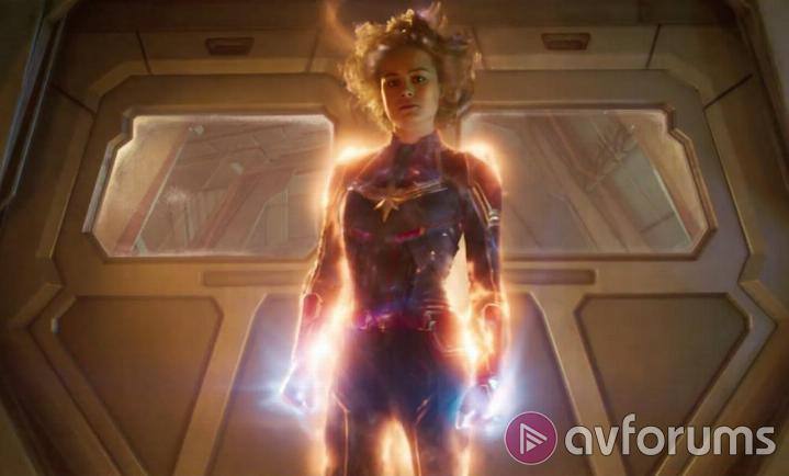 Captain Marvel Captain Marvel 4K Extras
