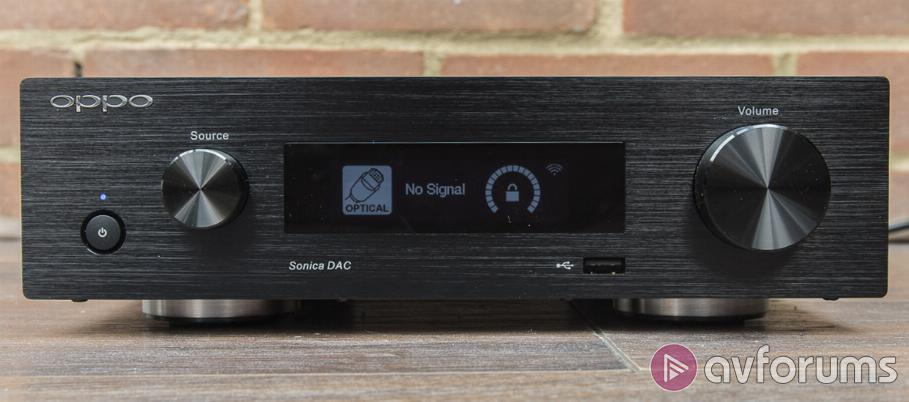 Oppo Sonica DAC Review