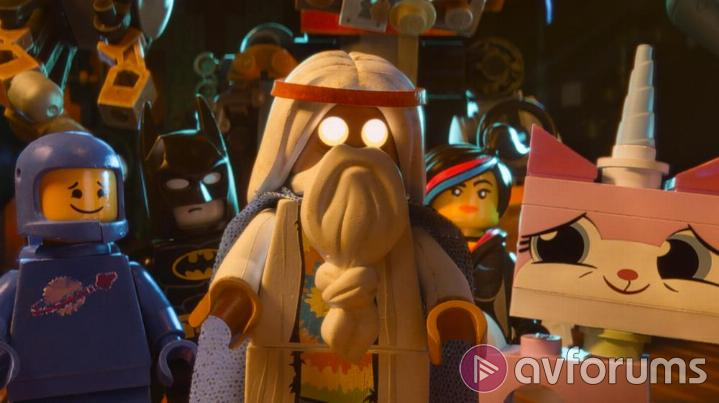 The Lego Movie Is The Lego Movie Blu-ray Worth buying