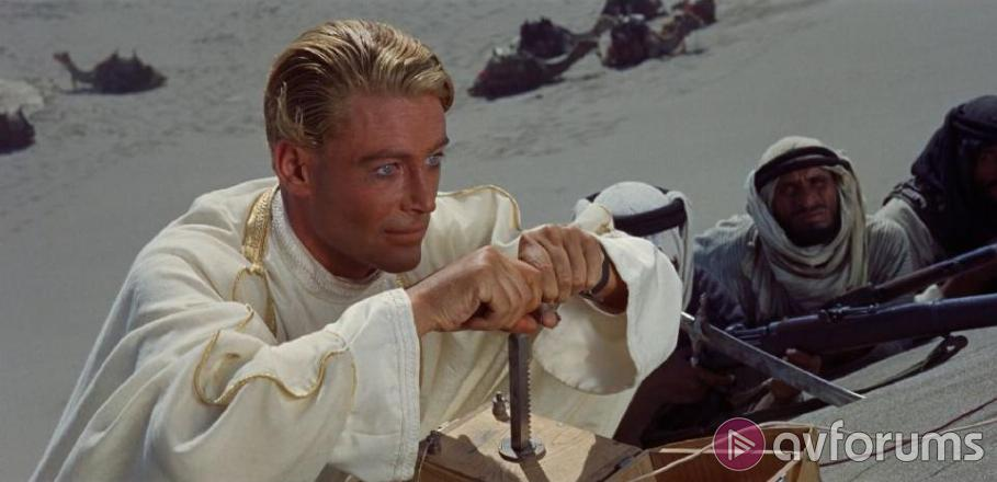Lawrence of Arabia 50th Anniversary Edition Blu-ray Review