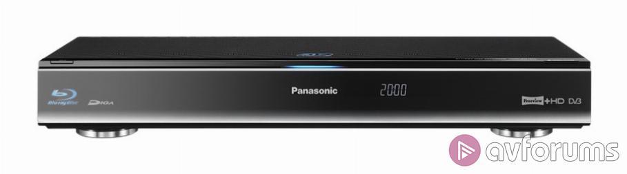 Panasonic DMR BWT800 3D Blu Ray Recorder PVR Review