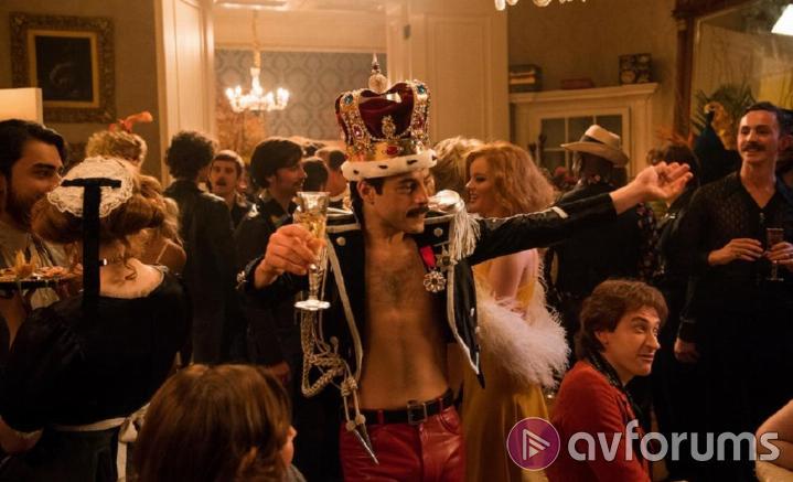 Bohemian Rhapsody 4K Blu-ray Review | AVForums