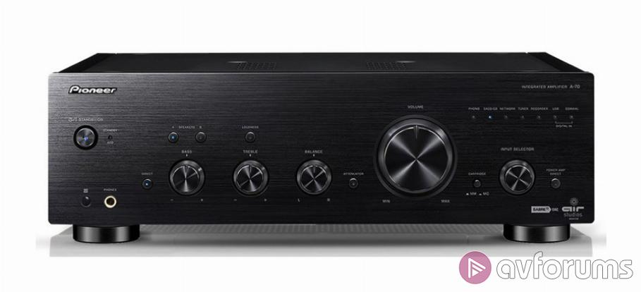 Pioneer A-70 Integrated Stereo Amplifier Review | AVForums