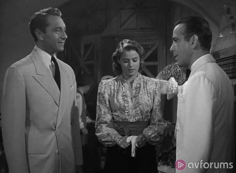 a review of casablanca In my 50th video review i take a look at what many say is one of the greatest movies of all time casablanca, to see why is it considered by many great and.