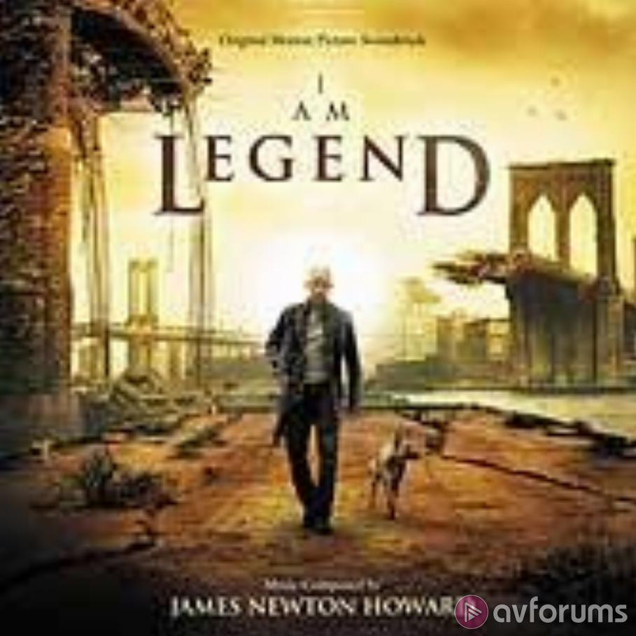 I Am Legend - Original Motion Picture Soundtrack Soundtrack Review