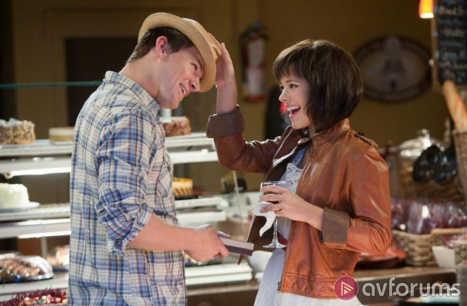 The Vow Blu-ray Review