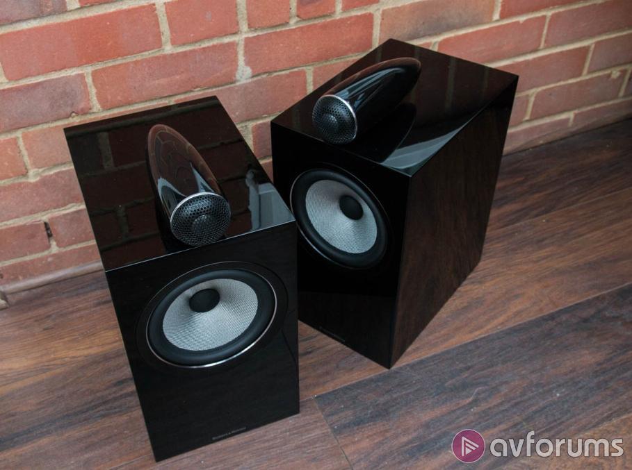 Bowers Wilkins 705S2 Speaker Review