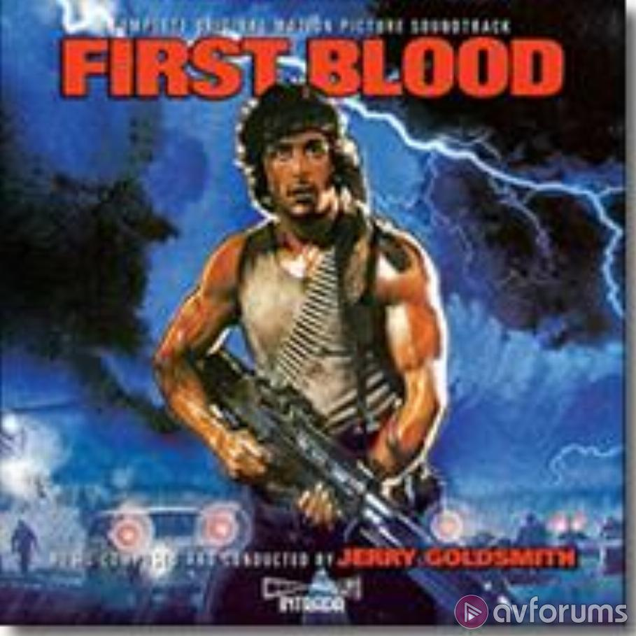 First Blood - Complete Original Motion Picture Soundtrack Soundtrack Review