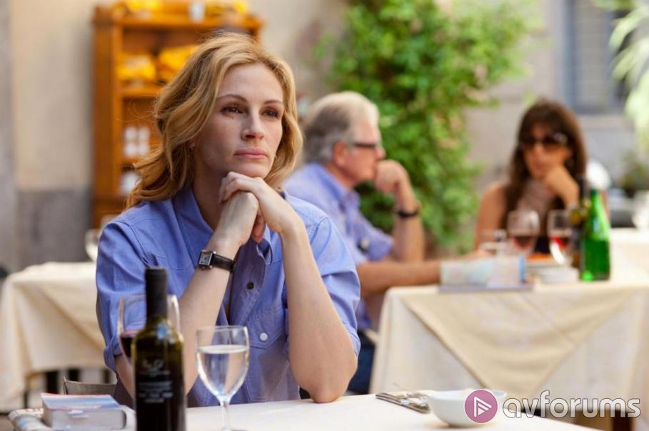 Eat Pray Love Blu-ray Review