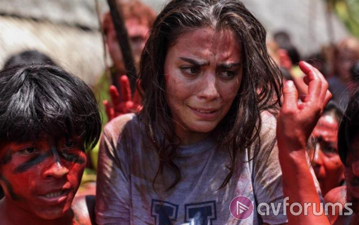 The Green Inferno Extras