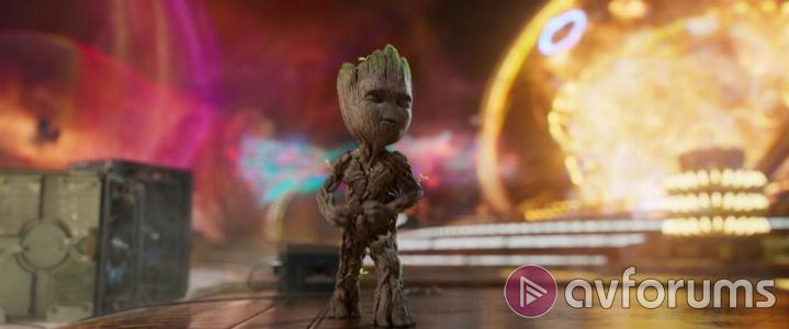 Guardians of the Galaxy Vol. 2 Sound Quality