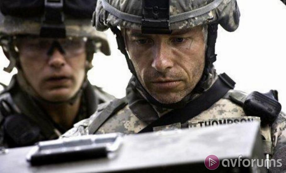 The Hurt Locker Blu-ray Review