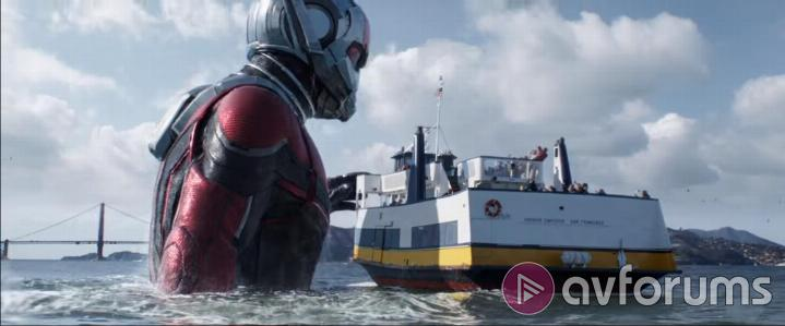 Ant-Man and the Wasp Ant-Man and the Wasp 4K Sound