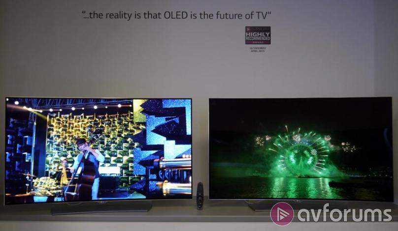 LG talk OLED, HDR and the evolution of TV | AVForums
