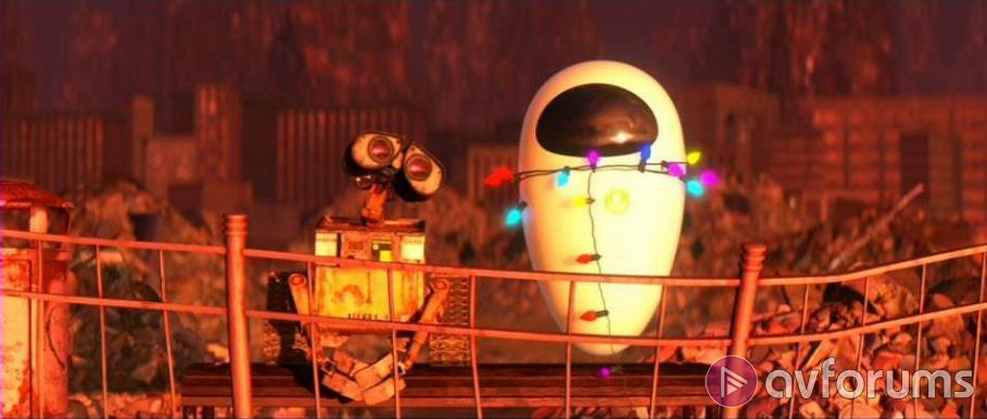 WALL·E 2-Disc Set Blu-ray Review