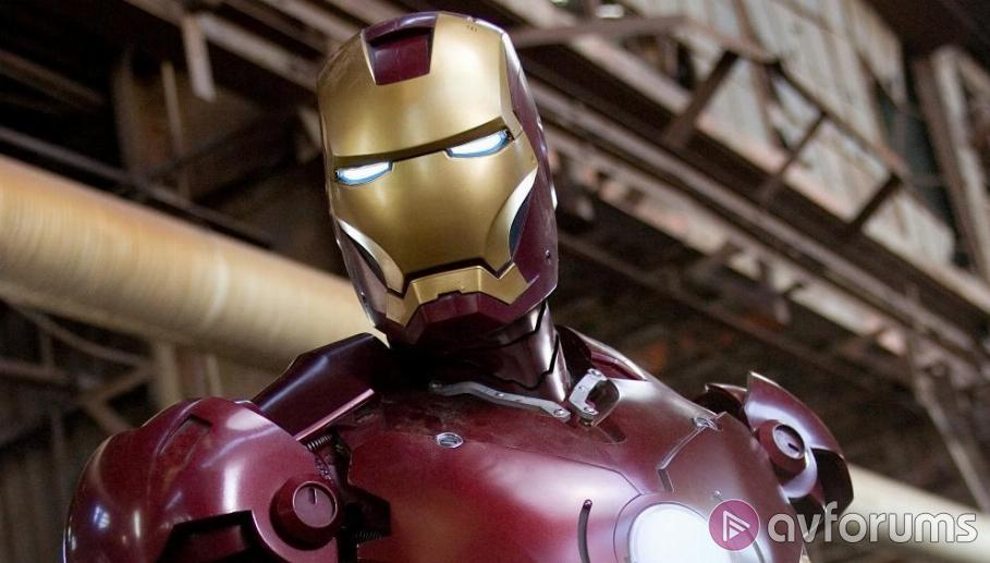 Iron Man Blu-ray Review