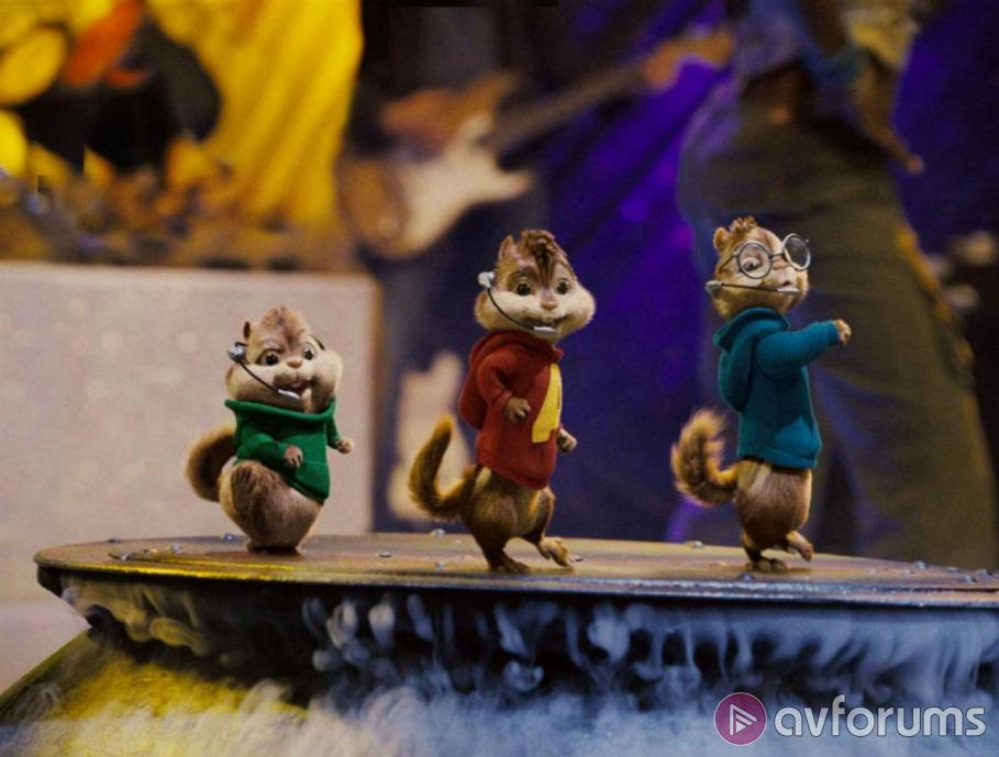 Alvin and the Chipmunks Blu-ray Review