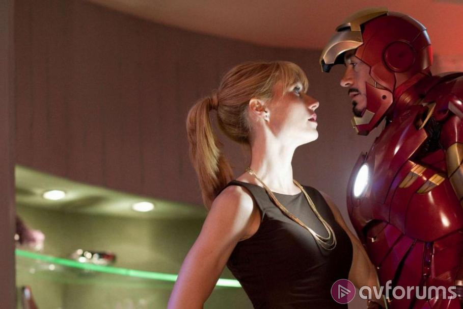 Iron Man 2 - Triple Play Edition Blu-ray Review