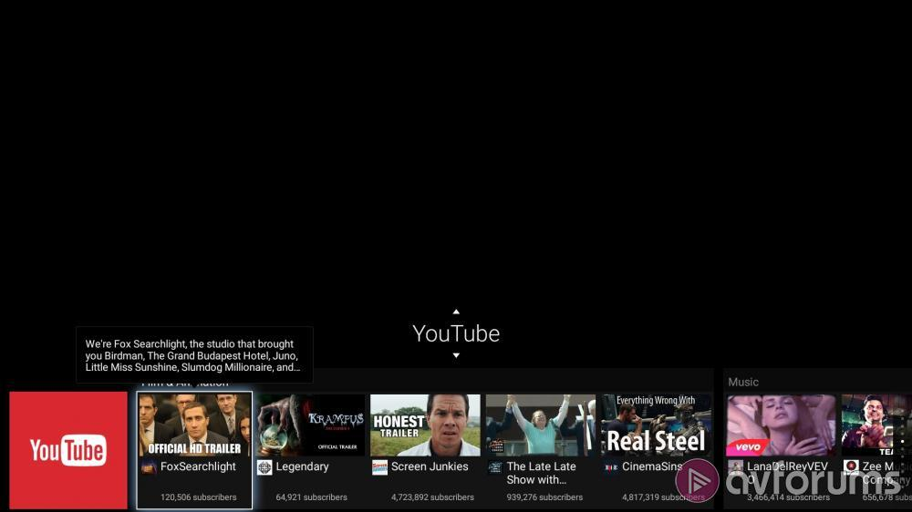 how to download sony smart tv apps