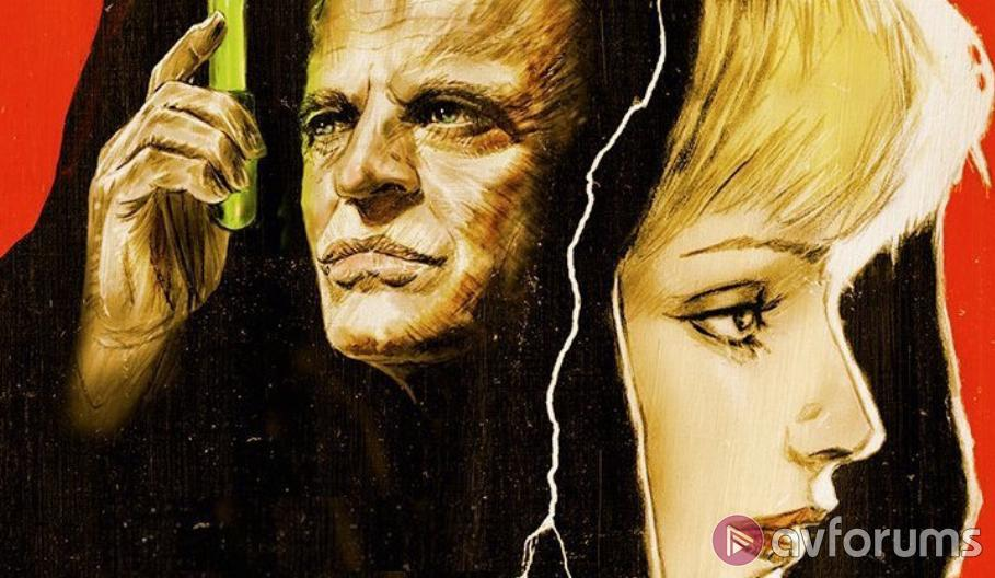 Death Smiles on a Murderer Blu-ray Review