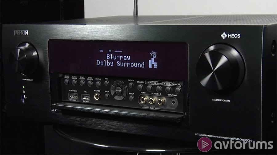 Denon X6300 Dolby Atmos AVR Review | Denon X6300 DTS:X AVR Review