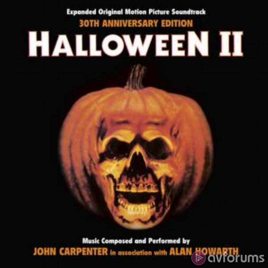 Halloween II Original Motion Picture Score - Expanded 30th Anniversary Edition Soundtrack Review