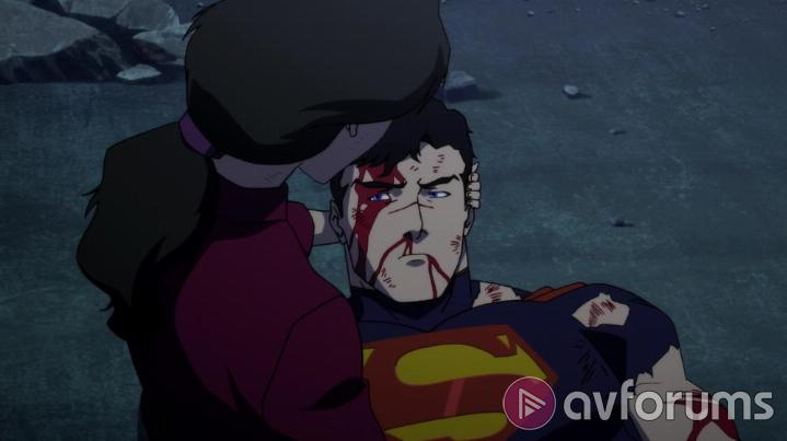 The Death of Superman The Death of Superman Blu-ray Verdict