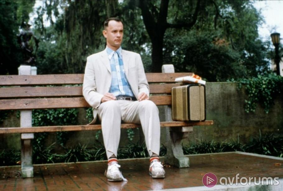 Forrest Gump Blu-ray Review