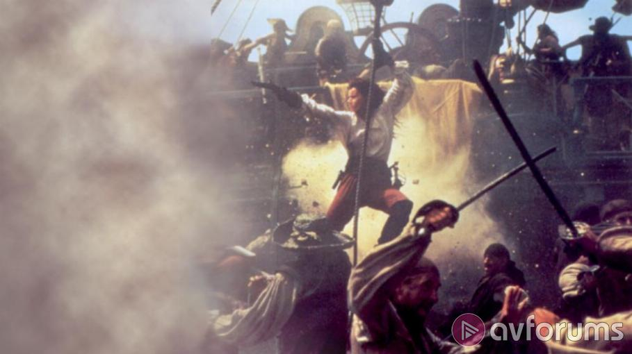 Cutthroat Island Blu-ray Review