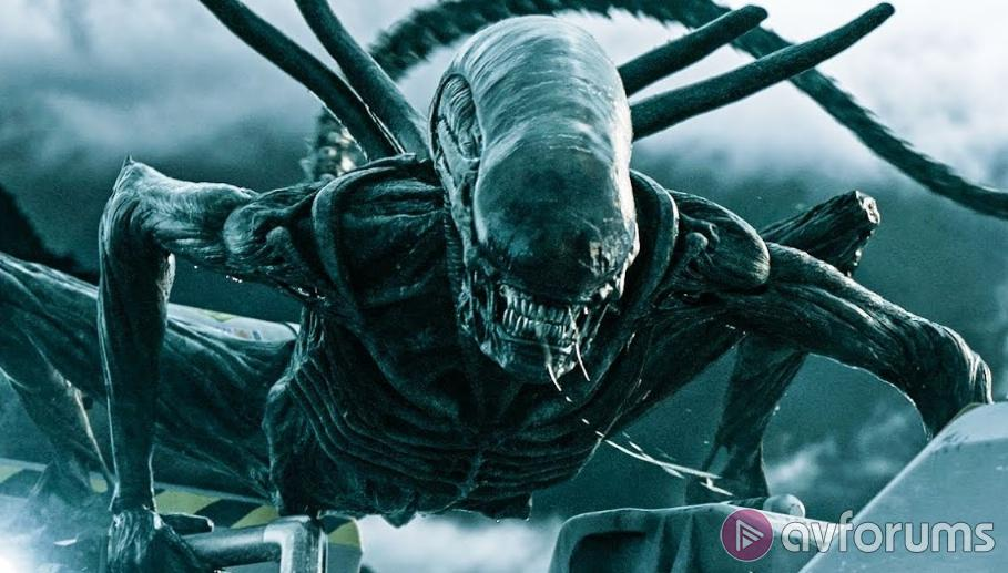 Alien: Covenant Ultra HD Blu-ray Review