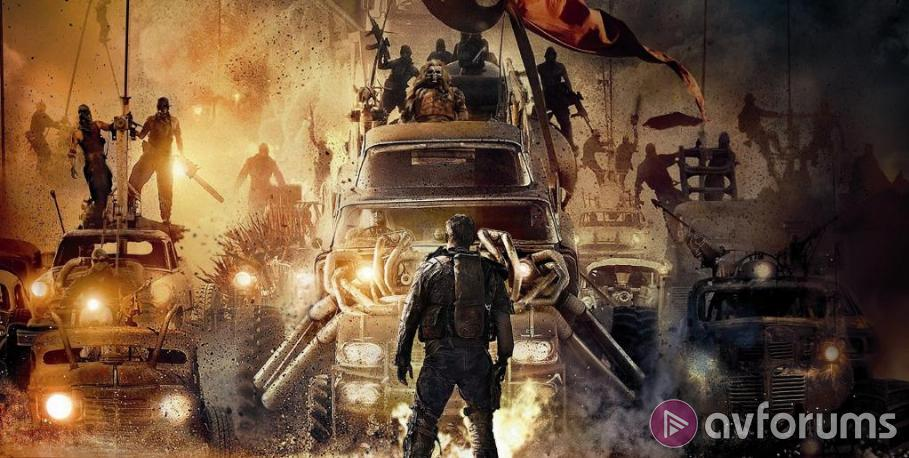 Mad Max Fury Road Blu Ray Review