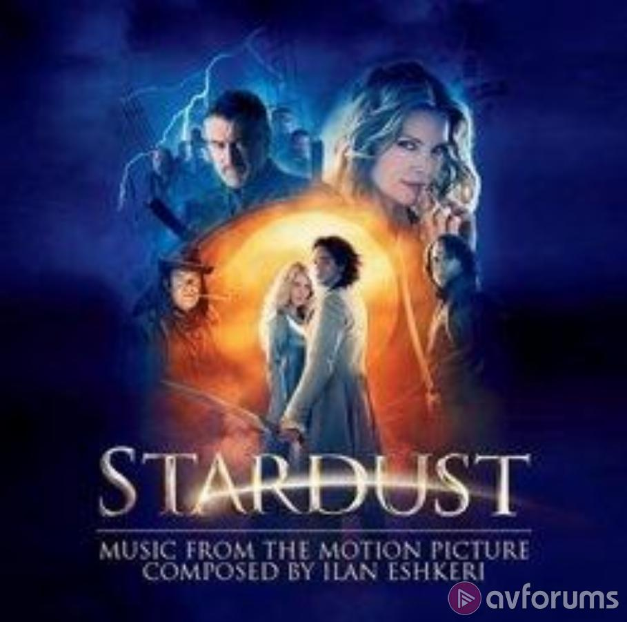 Stardust - Music From The Motion Picture Soundtrack Review