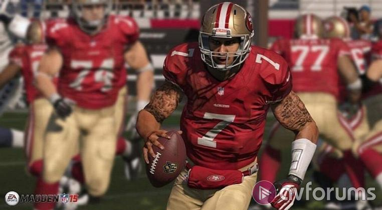 Madden 15 Game modes