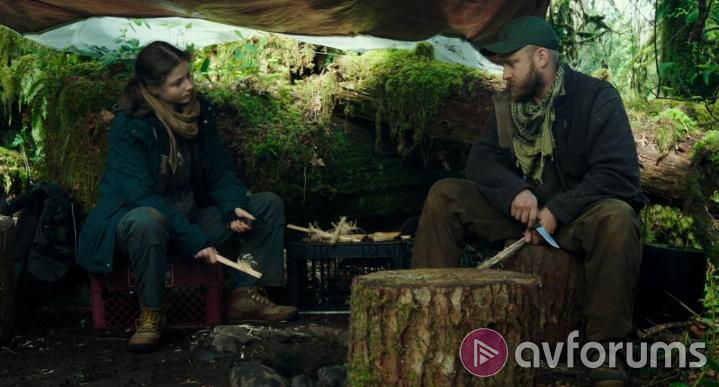 Leave No Trace Leave No Trace Blu-ray Sound