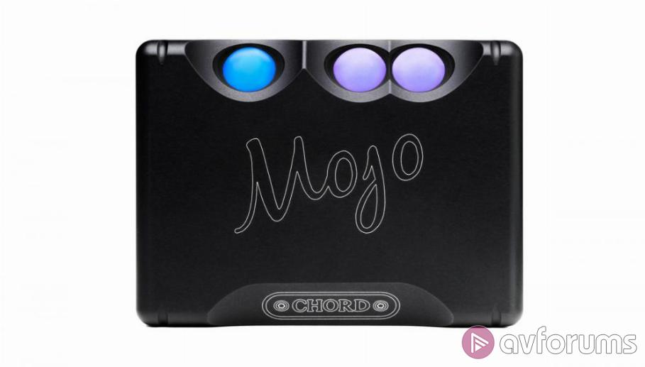 Chord Mojo DAC & Headphone Amp Review | AVForums