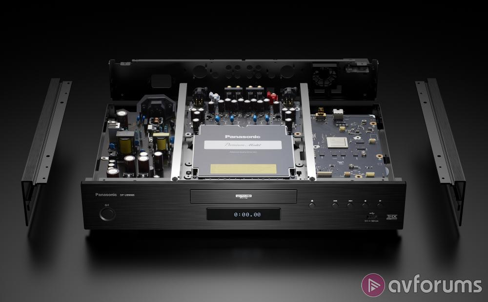 Panasonic DP-UB9000 Review | AVForums