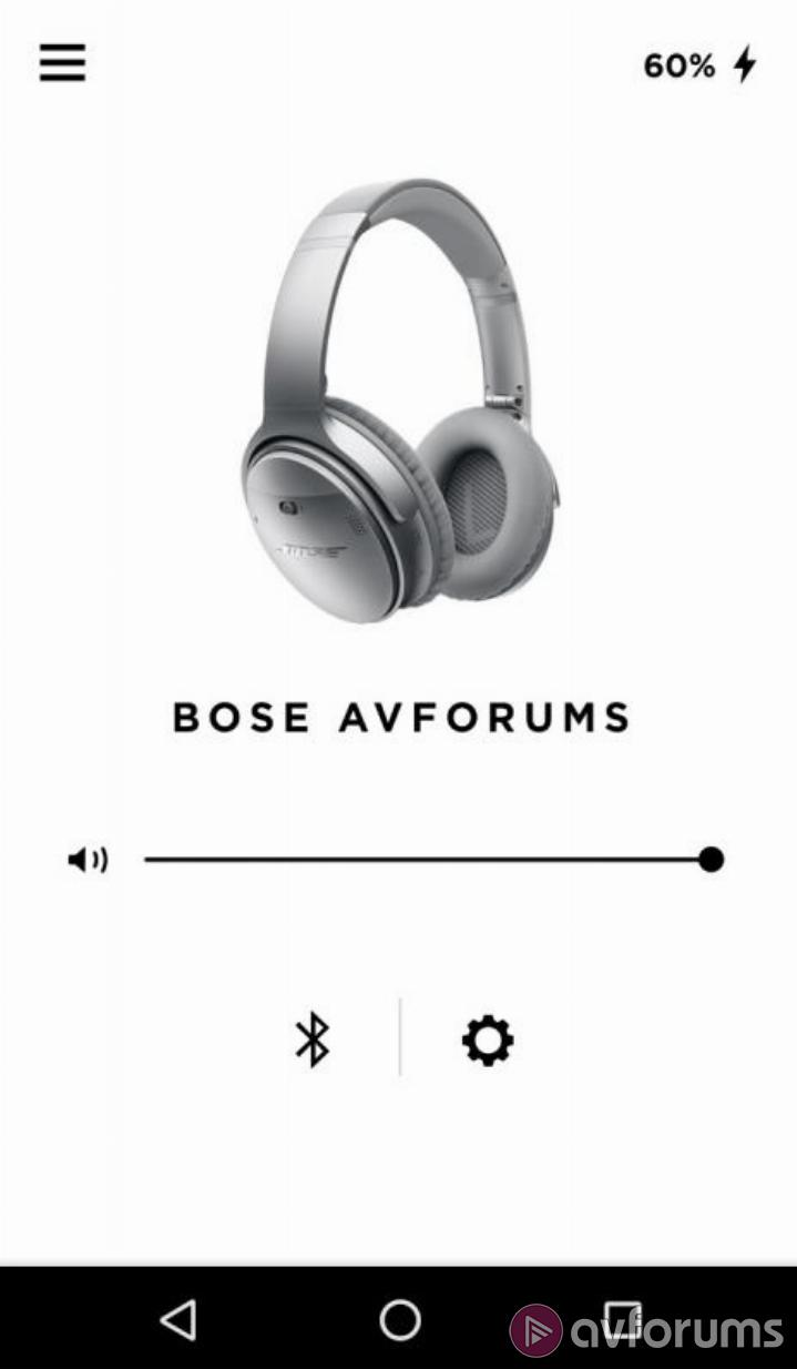 Bose QC35 Design
