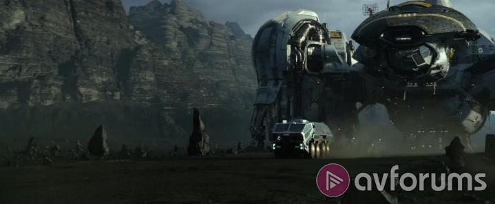 Prometheus Picture Quality