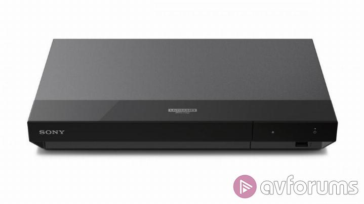 Sony UBP-X700 Review   AVForums