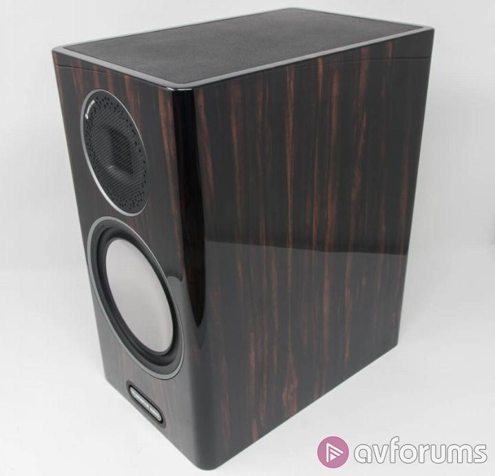 Monitor Audio Gold 100 Especificación y Diseño