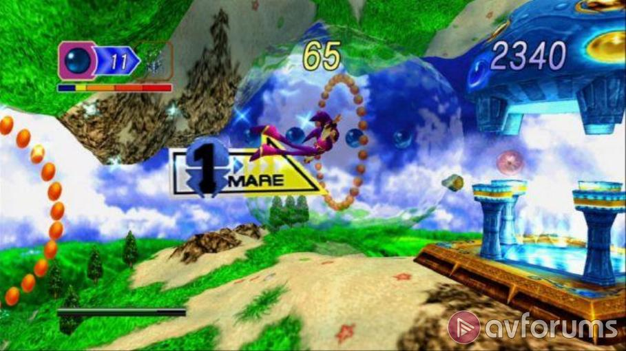 NiGHTS into Dreams HD Xbox 360
